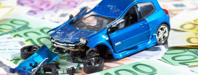 vender vehiculo accidentado
