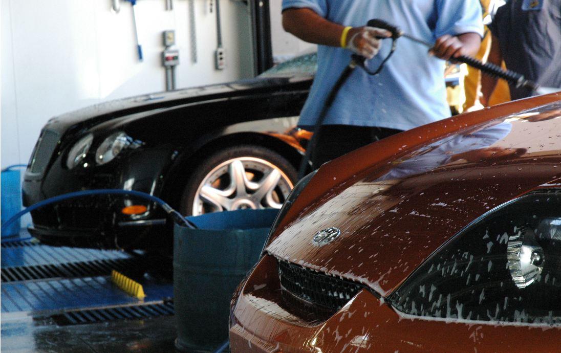 lavar coche pequeña defini